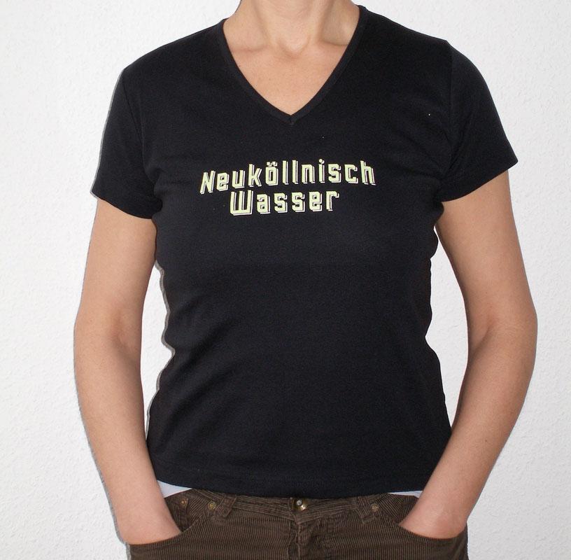 """T-Shirts """"Neuköllnisch Wasser"""""""